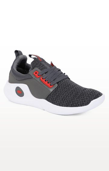 Lotto | Lotto Men's Score II SL Grey Mel Lifestyle Shoes
