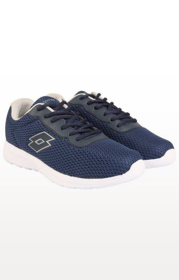Lotto | Lotto Blue and White Sconto Walking Shoes