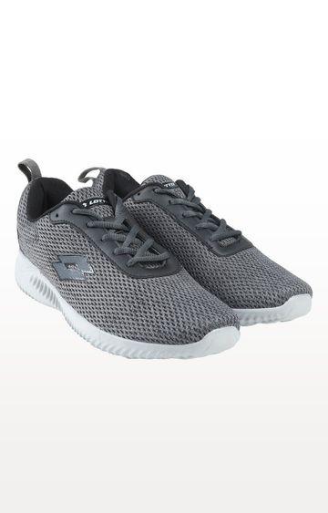 Lotto | Lotto Men's Aroldo Grey/Blk Training Shoes