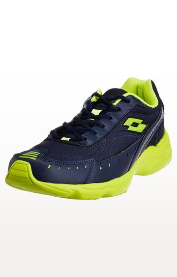 Lotto | Lotto Men's Rapid Yellow/Grey/Orange Running Shoes