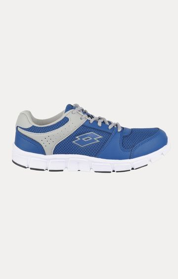 Lotto | Lotto Women's Sancia Grey / Blue Running Shoes
