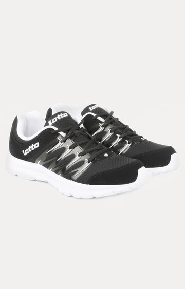 Lotto   Lotto Men's Adriano Black/White Running Shoes