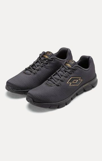 Lotto | Black Running Shoes