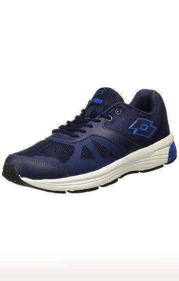 Lotto | Lotto Men's Highrun Navy/Sport Blue Running Shoes