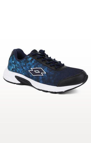 Lotto | Lotto Men's Lotto Jazz 2.0 Navy/Black Running Shoes