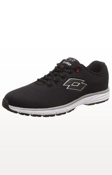 Lotto | Lotto Men's Newbeat Black Running Shoes