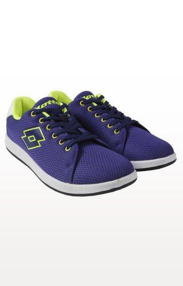 Lotto   Lotto Men's Rance Royal/Lime/White Lifestyle Shoes
