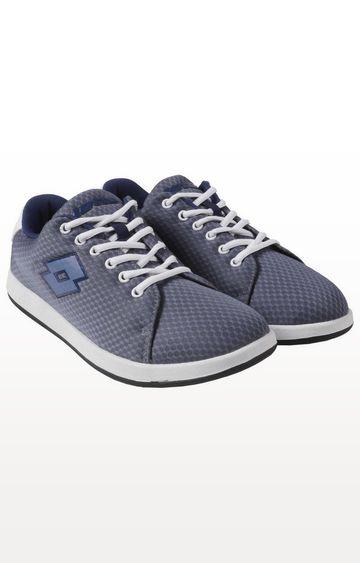 Lotto | Lotto Men's Beaton Dark Grey/White Lifestyle Shoes