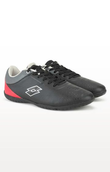 Lotto | Lotto Black and Red Wings II Casual Lace-ups