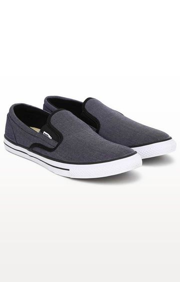 Lotto | Lotto Navy Premira CL Casual Slip-ons