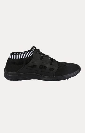 Lotto | Lotto Men's Kansas Black/White/Black Training Shoes