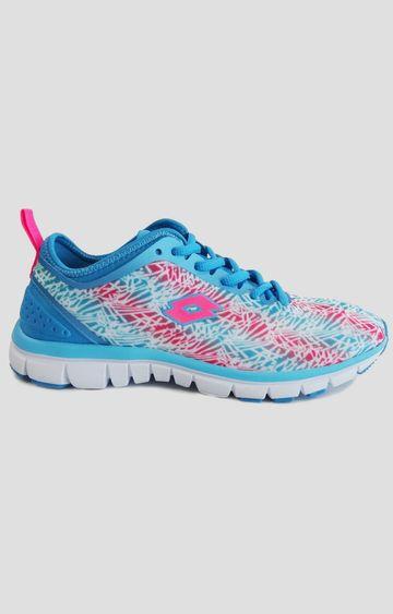 Lotto | Lotto Women's Groove Aqua/Fuxia Running Shoes