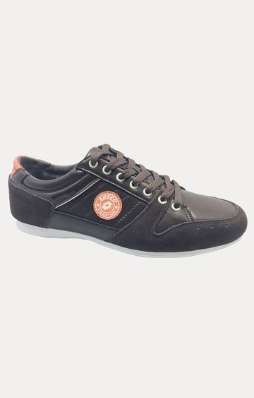 Lotto | Lotto Men's Spiker Brown Lifestyle Shoes