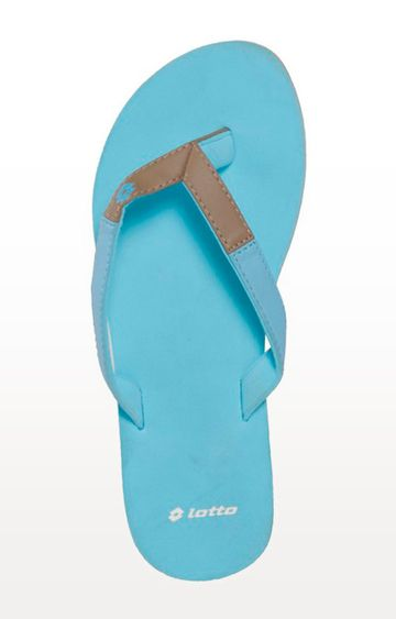 Lotto | Lotto Women's Viola Blue Slippers