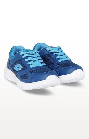 Lotto   Blue Speedride Jr Training Shoes