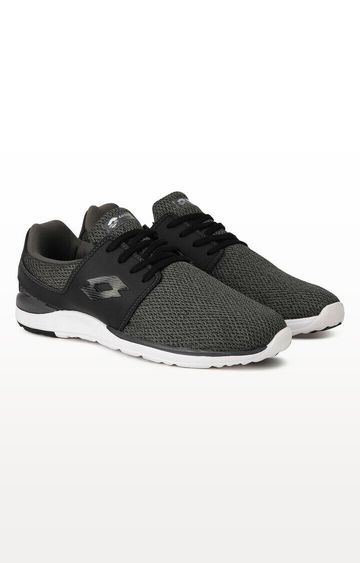Lotto | Lotto Men's Sprint Dk Grey/Blk Training Shoes