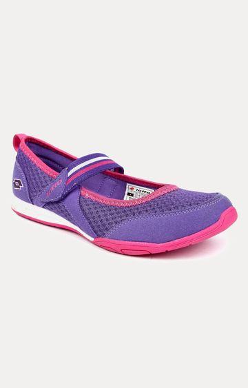 Lotto | Lotto Belle Purple Sneakers