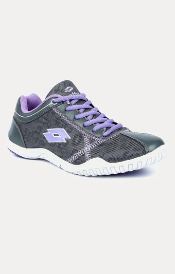 Lotto | FINLEY Grey Running Shoes