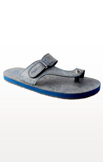 Lotto | Blue Lino Sandals