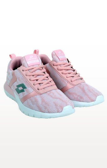 Lotto | Pink and White Fitness W Trainers
