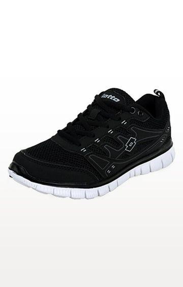 Lotto | Lotto Black and Silver Mito Duo Training Shoes