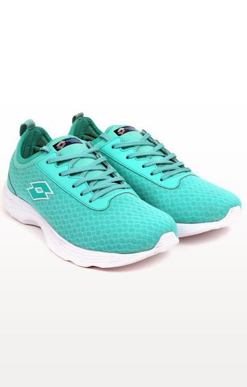 Lotto | Lotto Teal and White Running Shoes