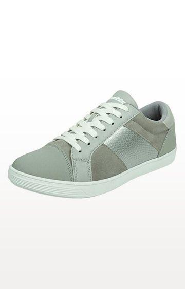 Lotto   Grey and Silver Glenda Sneakers