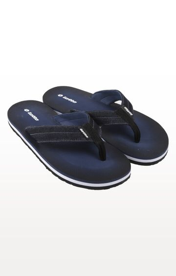 Lotto | Lotto Blue and White Ambra Flip flops