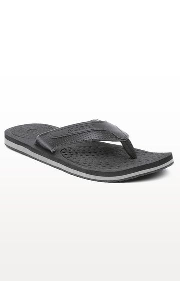Lotto | Lotto Black Alma Flip Flops