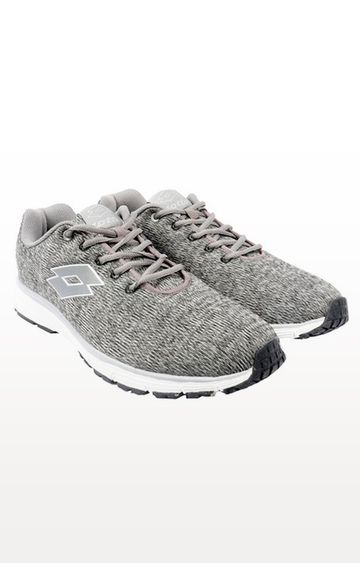 Lotto | Lotto Light Grey Track Running Shoes