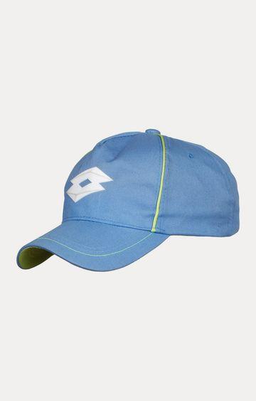 Lotto   Blue Printed Baseball Cap
