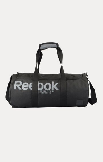 Reebok | Black Duffle Bag