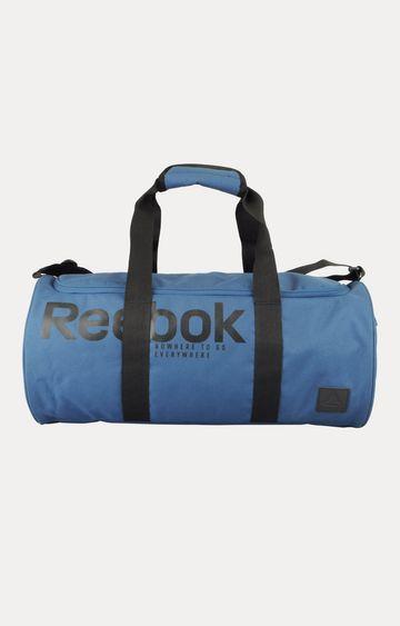 Reebok | Blue Duffle Bag