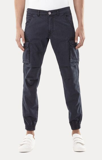 GAS | Navy Joggers Jeans