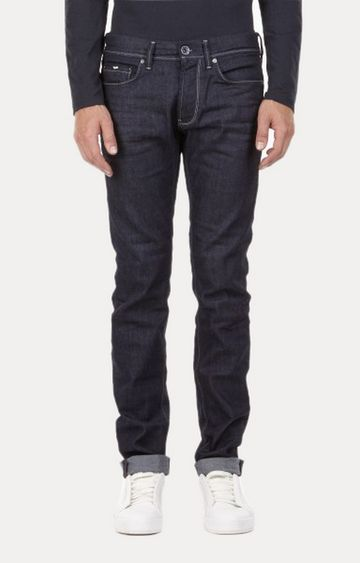 GAS | Men's Anders Dark Blue Jeans