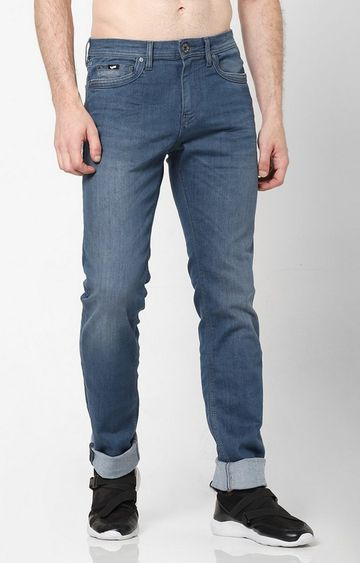 GAS | Albert RSA Low-Rise Slim Fit Jeans