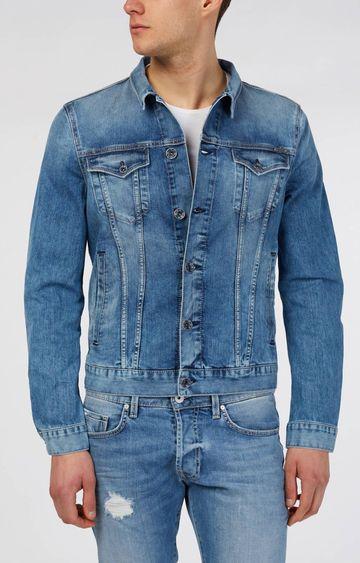 GAS | Blue Denim Jacket