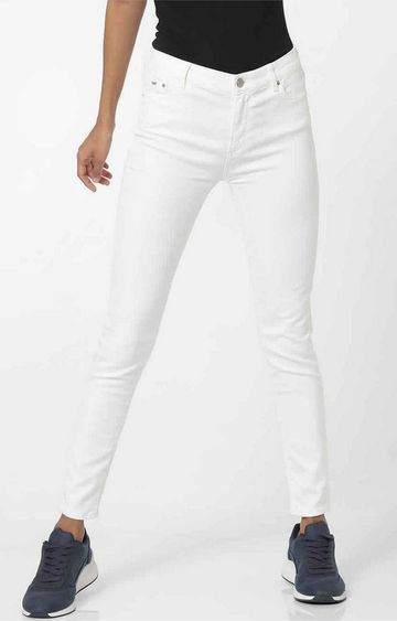 GAS | Women's skinny fit Star motion jeans