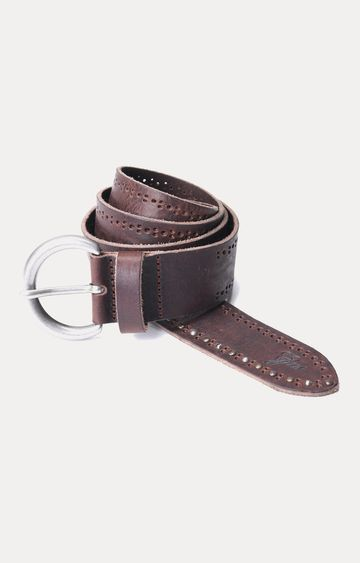 GAS | Cognac Belt