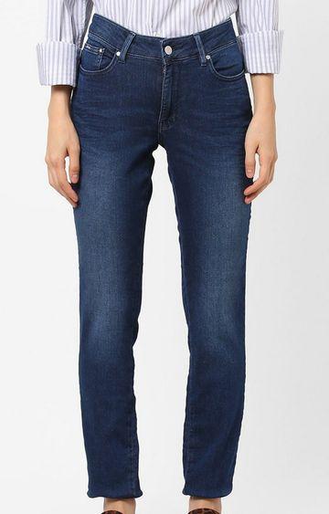 GAS | Women's medium wash slim fit Britty up motion jeans