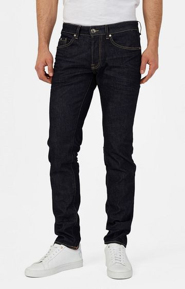 GAS | Men's Anders C Dark Blue Jeans