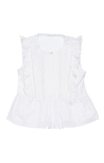 GAS | Women's regular fit round neck sleeveless Mecye top
