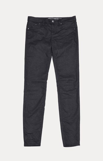 GAS | Women's Skinny Fit textured Sumatra Jeans
