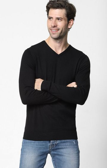 GAS | Ayron Slim Fit V-neck Sweatshirt