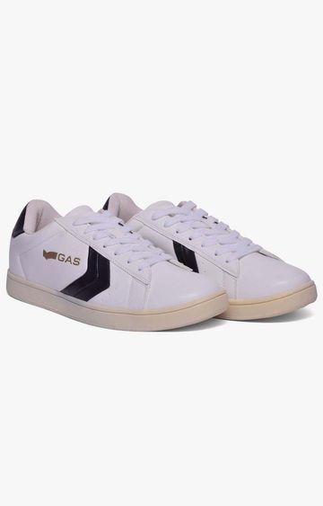 GAS | White Johnny LTX Sneakers
