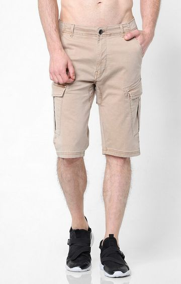 GAS | Noal Combat Panelled Cargo Shorts
