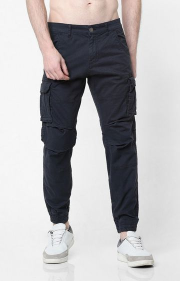 GAS | Bob Gym Up Skinny Fit Cargo Trousers