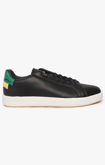 GAS | Black 365Motion Reggae Sneakers