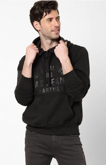 GAS   Hooded Sweatshirt with Kangaroo Pockets