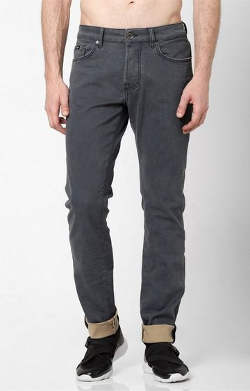 GAS | Men's Norton Carrot Fit Navy Blue Jeans